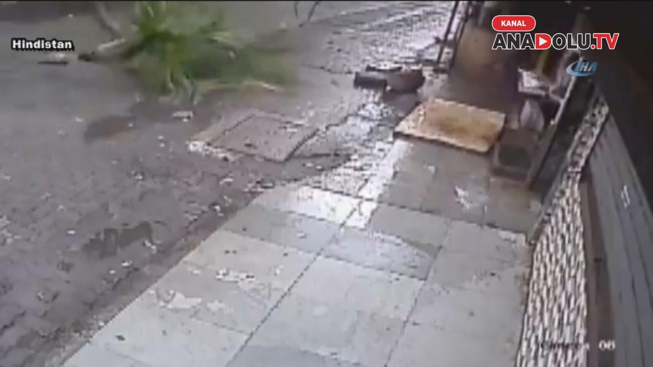 Televizyon sunucusu kadının feci ölümü kamerada