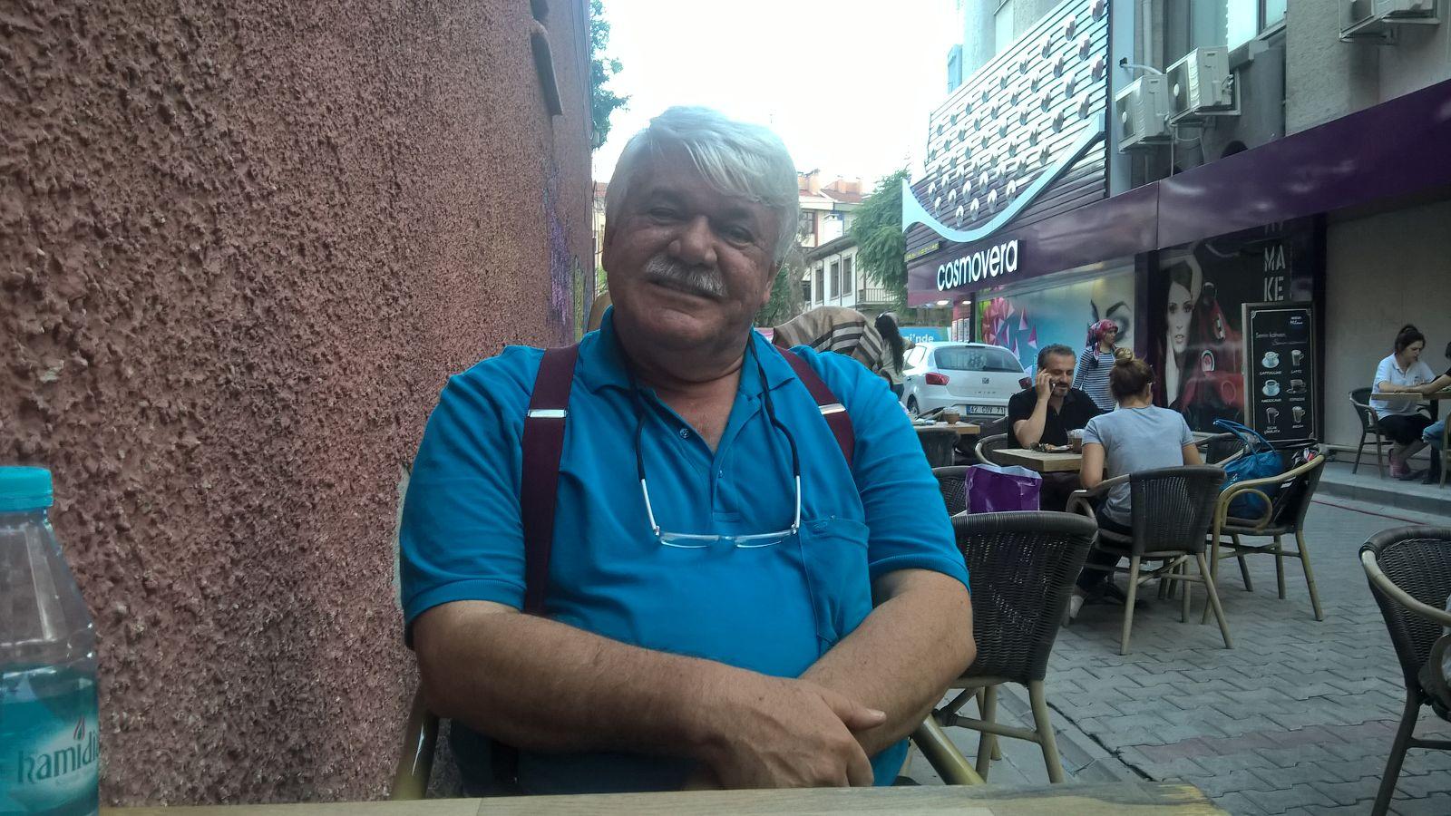 Konya'nın unutulan Bestekarı :Aşık Salih-i