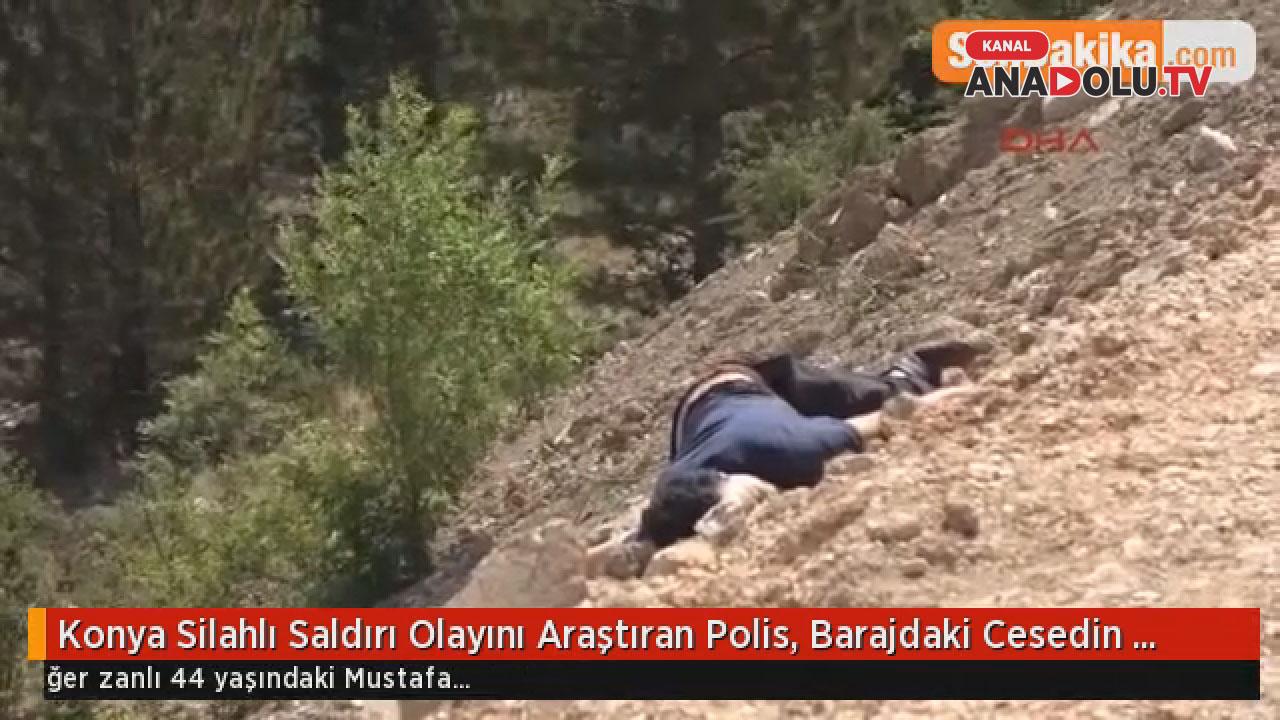 Konya'da ki esrarengiz cinayetin sırrı ortaya çıktı #konyahaber