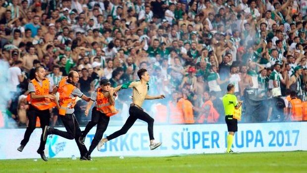 Konyaspor'a PFDK'dan bir ceza daha!