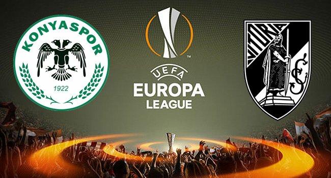 A.Konyaspor-Guimaraes maçı hangi kanalda ?
