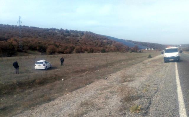 Konya'da feci kaza: 1 yaral? #konyahaber