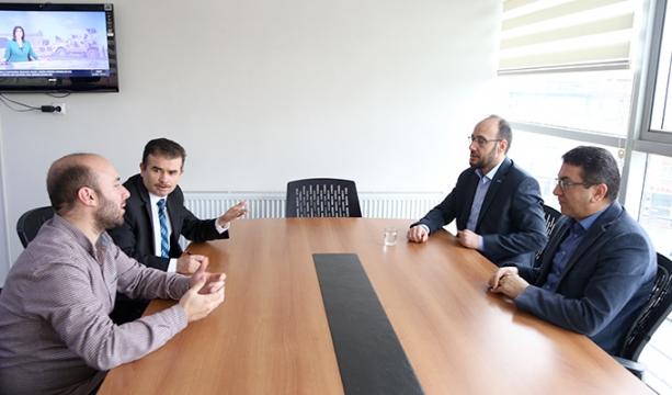 Konyalı iş adamlarından Azerbaycan ve Gürcistan'a ziyaret