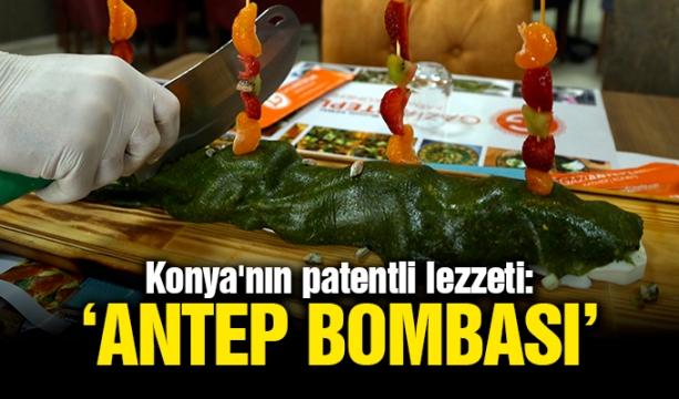 Konya'nın patentli lezzeti: