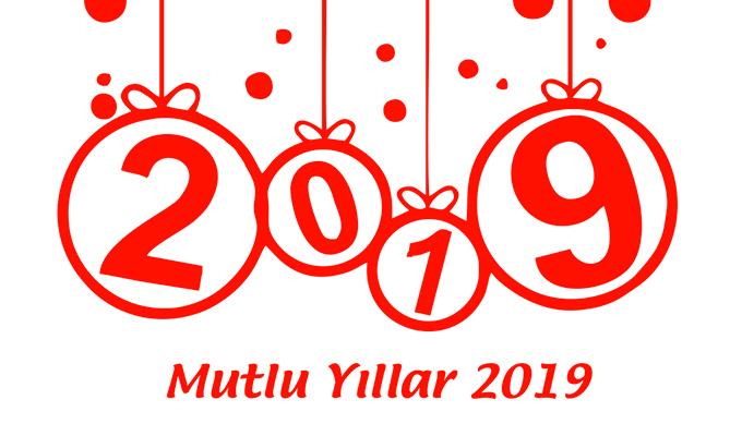 Anadolu'da Bugün Yeni Yıl Mesajı 2019