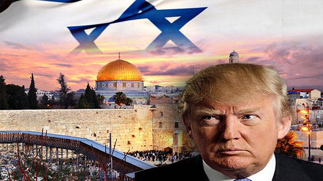 İsrail gazetesi: Trump, yakında Kudüs'ü İsrail'in başkenti ilan edecek