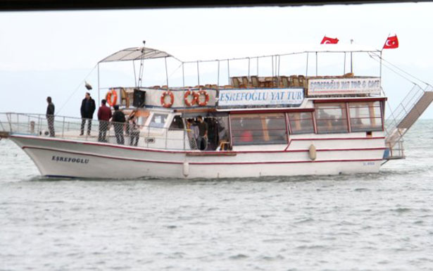 Beyşehir Gölü'nde Yat Turizmi Sezonu Açıldı