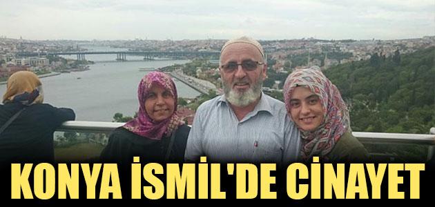 Konya'da öldürülen Necla- Metin Büyükşen cinayetinde son gelişmeler neler?