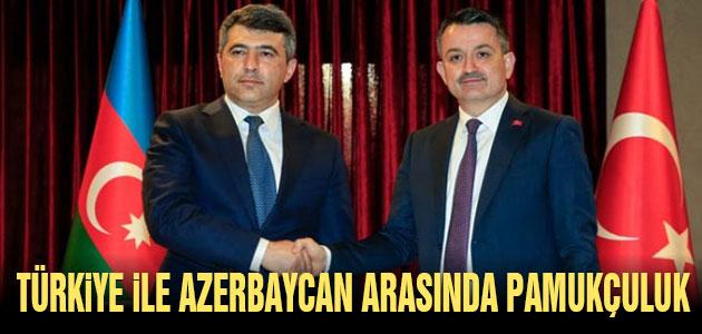 Türkiye ile Azerbaycan arasında pamukçuluğun geliştirilmesi projesi
