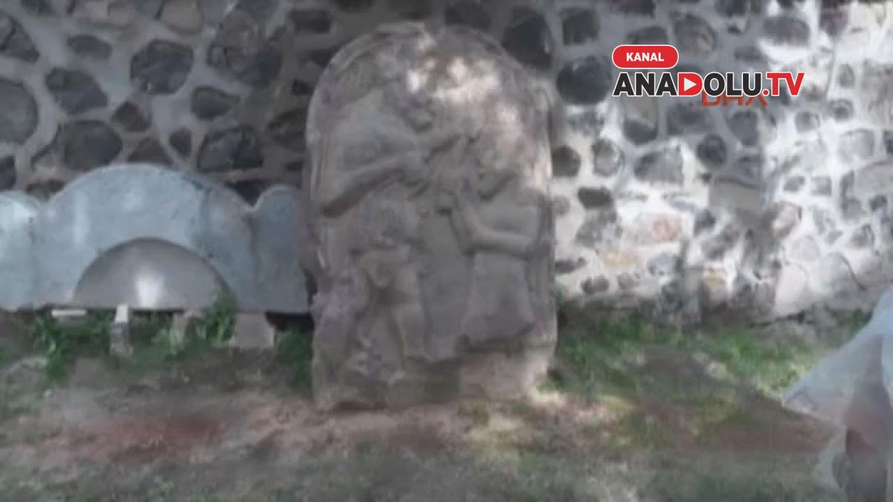 Konya Ereğli'deki 2700 Yıllık Kayıp Stel Bulundu