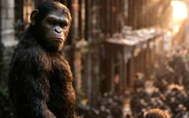 Maymunlar Cehennemi 3: Savaş filminin fragmanı yayınlandı