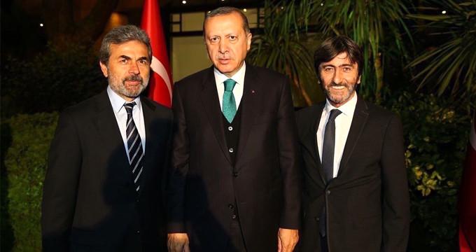 Erdoğan'ın iftar programında dikkat çeken detay