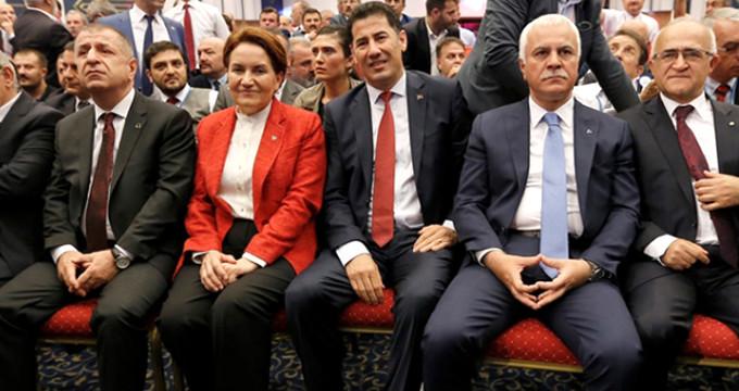 Sinan Oğan hakkında MHP 'den flaş karar !